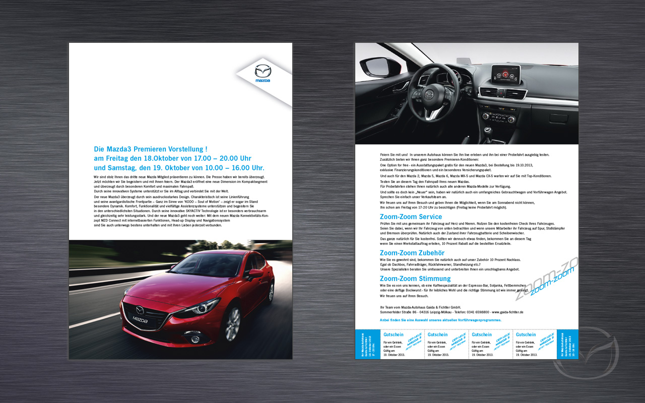 Mazda Autohaus Leipzig